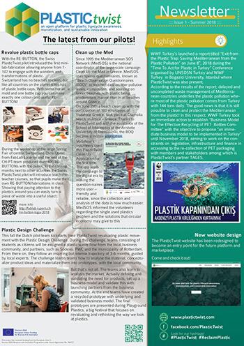 PTWIST Newsletter Issue 1